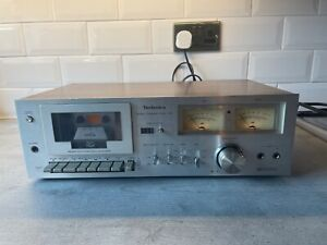 Technics RS-616 Stereo Cassette Deck With Dolby
