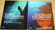 Australian Explorations Stage 5 & Global Explorations Stage 4 By Grant Kleeman