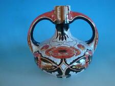 RS0319-092: Arnheim Holland Keramik Henkelvase Vase floral