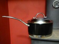 Vintage Wesco Germany Quality Stainless Steel Sauce Pan 2.5L