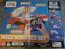 tinkerbots Robotics robot connecté Mega Set8 in 1 model neuf scellé