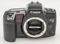 Canon EOS 10 EOS10 Gehäuse Body SLR Kamera Spiegelreflexkamera