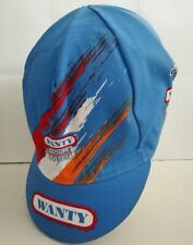 CAPPELLINO CICLISMO VINTAGE TEAM WANTY CYCLING HAT CAP OLD PROMO