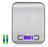 1g-5000g/0.01g-200g Digital LCD Balance Kitchen Jewelry Scale Food Gram Weight
