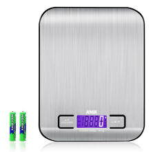 1g-5kg LCD Digital Electronic Balance Kitchen Jewelry Gram Scale Food Weight