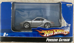 Porsche Cayman Hot Wheels 1:87 Scale 2007 Release