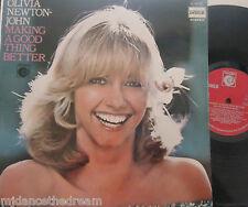 OLIVIA NEWTON JOHN - Making A Good Thing Better ~ VINYL LP SPANISH PRESS