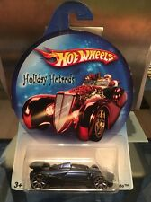 HOT WHEELS 2007 HOLIDAY HOT RODS Blue CARBIDE #3