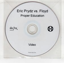 (GV165) Eric Prydz vs Floyd, Proper Education - DJ DVD