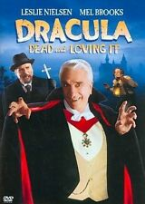 Dracula Dead and Loving It 0053939270020 With Leslie Nielsen DVD Region 1