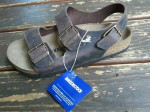 NWT Birkenstock Milano slingback sandal amputee SINGLE replacement EU 38 7/7.5