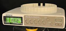 SONY ICF-C503 Kitchen Radio Under Cabinet TV/WEATHER/FM/AM