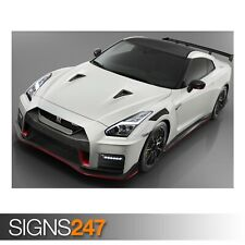 2020 NISSAN GT-R NISMO V5 (AE869) - Photo Picture Poster Print Art A0 to A4