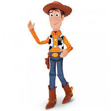 Toy Story 4 Pull String Talking Woody  Disney Doll FIGURE Action In Sheriff