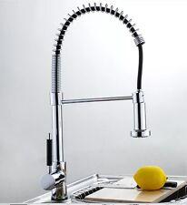 Cromo estrarre rubinetto da cucina professionale-Testa mobile ideale Belfast Lavello