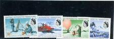 British Antarctic Terr BAT 1969 Scott# 20-23 Mint NH