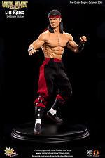 Mortal Kombat Liu Kang 1/4 Statue Klassic 48 cm Pop Culture Shock Figur