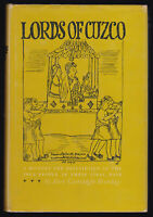 Brundage Lords of Cuzco History Ancient Incan Empire South American History Book