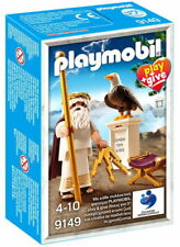 "PLAYMOBIL 9149 PLAY & GIVE, ZEUS ANCIENT GREEK GOD ""FATHER OF GODS & HUMANS"""