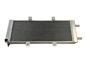 """3 Rows Universal Aluminum Radiator 23"""" x 8"""" Intercooler Heat Exchanger"""