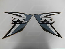 2007 SUZUKI GSXR 750 FAIRING DECALS GSX-R 750 GRAPHICS MOTORCYCLE STICKERS
