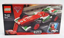 Lego® Disney Cars 8678 Ultimate Build Francesco Bernoulli Neuware / New / Sealed