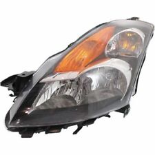 For Altima 07-09, CAPA Driver Side Headlight, Clear Lens