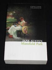 wmf  SALE : JANE AUSTEN ~ MANSFIELD PARK   Collins Classics
