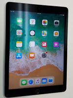 Apple iPad Pro 32GB, Wi-Fi, 9.7in Space Gray, MLMN2LL/A WITH APPLE CARE WARRANTY