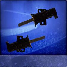 Kohlebürsten Motorkohlen für Siemens SIWAMAT XL 1410, XL 1420, XL 1430, XL 1431