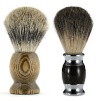 Suped-quality Men's Shaving Mugs with 100% Pure Genuine Badger Hair