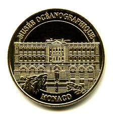 98 MONACO Façade du musée océanographique, 2020, Monnaie de Paris