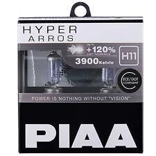 Piaa Hyper Arros H11 coche bombillas 120 (pack doble) He906