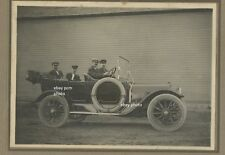 Antique Car full of Doolins - Uncle WILL, Nove, JOHN &  T. J. DOOLIN