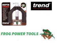 TREND GAUGE/1 DEPTH GAUGE HORIZONTAL AND VERTICAL METRIC & IMPERIAL