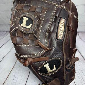 """Louisville Slugger TPX Omaha Pro Series OPRO1250 12.5"""" Baseball Glove RHT Nice"""