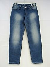 Crafted by Lee Women's Skinny Jeans Size 2 Medium Stretch