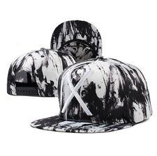 NEW Fashion Unisex Men Women Snapback Adjustable Baseball Cap Hip Hop hat Black