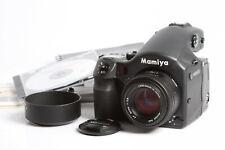 Mamiya 645 AFD II + Mamiya AF 2,8/80 + PHASE ONE P45+ Digiback Digitalrückteil