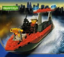 7043 LEGO World City Firefighter 100% complete