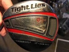 Adams Golf Tight Lies LH 5-Wood TL Plus LP Cam Sole High MOI Extreme Distance