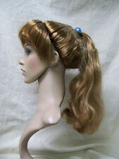 Licensed Sailor Moon Jupiter Ponytail Wig Makoto Kino Manga Sockhop Sandy Grease