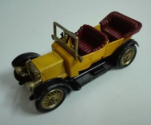 Lesney 1911 Daimler Nº Y13 Models of Yesteryear Made in England