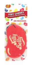 Jelly Belly Bean 2D Car Home Hanging Air Freshener VERY CHERRY * NEW SEALED *