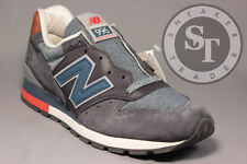 NEW BALANCE CLASSICS M996DSKI DISTRICT RETRO SKI GREY NAVY BROWN DS SIZE: 8