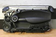 TÜRRAHMEN rechts + MINI Cooper R56 R57 R58 + Harman Kardon Leder Fensterheber