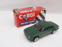 Vintage Corgi Jaguar XJ40 Car & Box - Made In Gt Britain