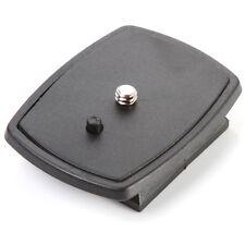 US QR Quick Release QR Plate QB-4W fr Tripod Velbon CX 888 690 570 Sony VCT-R640