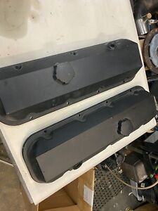 Mercruiser 7.4 Valve Cover 14097036 454 Aluminum Used / Good Condition / Sold as