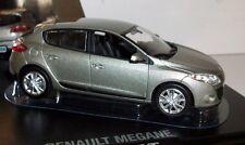 Norev 1/43 escala 7711425974 Renault Megane gris metalizado